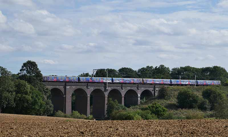 Viaduct near Cuffley