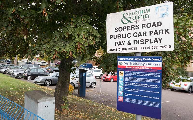 Sopers Road Car Park