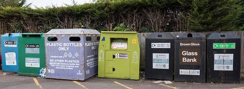 Maynard Place Recycling