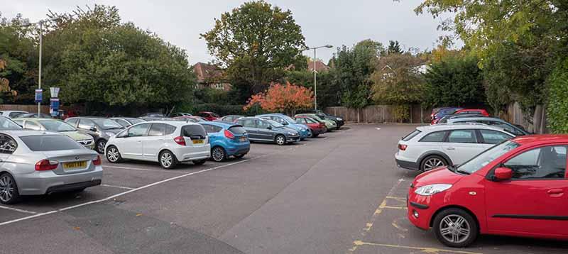 Maynard Place Car Park