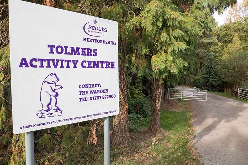 Tolmers Activity Centre