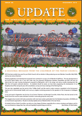 December 2015 Update Newsletter